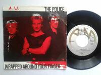 "The Police / Wrapped Around Your Finger 7"" Vinyl Single 1983 mit Schutzhülle"