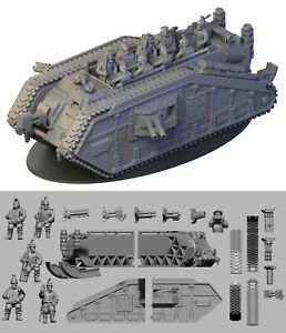 warhammer 40k, Albino Raven, Tank, Panzer, Death Korps Of Krieg, Imperial Guard