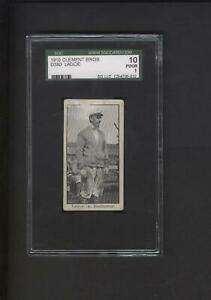 1910 D380 Clement Brothers Baking Lagoe Rochester SGC Graded TOUGH Type!
