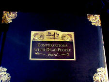 NEW Buffy the Vampire Slayer CONVERSATIONS WITH DEAD PEOPLE BOARD Ouija RARE OOP