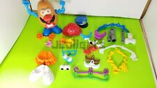 1985 Mr. Potato head toy & Accessories, Vintage Playskool Original, Figure Parts