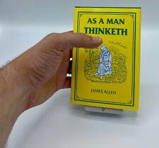 As a Man Thinketh Pocket Size by James Allen
