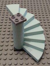 New Lego Light Aqua Elsa's Sparkling Ice Castle Spiral Stairs