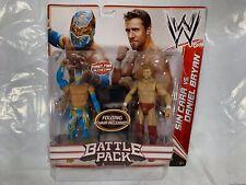 WWE Sin Cara Daniel Bryan Battle Pack Series 15 Mattel Figure NEW Sealed WWF K3