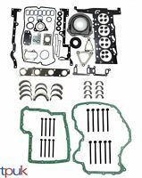 LTI LONDON TAXI TX2 COMPLETE ENGINE REBUILD SET & HEAD GASKET SET 2.4 DI TX11