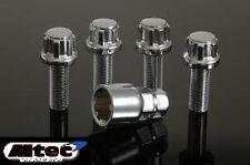 Alloy Wheel Locking Bolts 26mm BMW E46, E60,E93, E90, E92, 3, 5 Series