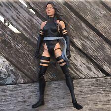 Marvel Legends SDCC Exclusive X-Force Psylocke RARE X-MEN action figure