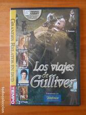 DVD LOS VIAJES DE GULLIVER - CAJA SLIM (C5)