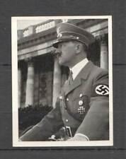 H0789 DEUTSCHES REICH ADOLF HITLER WWII RARE PHOTOGRAPHS CIGARETTE CARDS