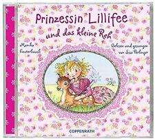 PRINZESSIN LILLIFEE - DAS KLEINE REH (SONDERAUSGABE)   CD NEU