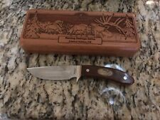 VINTAGE  BROWNING Limited Ed Knife,case, stand, picture 1/3000