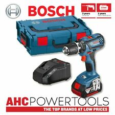 BOSCH GSB 18-2-Li - PLUS Combi Drill Kit con 1 BATTERIE 3.0Ah KIT - 0615990K0X