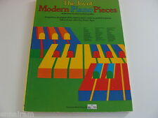 Joy of Modern Piano Pieces 20th Century easy-to-intermediate ed. Denes Agay 1977