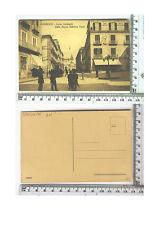 Benevento (BN) Corso Garibaldi dal Duomo da Piazza Federico Torre - 20701