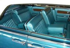 1961-1969 LINCOLN LEATHER METALLIC SEAT SETS