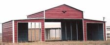 42x21 Stable, Barn, Metal Garage, Carport FREE DELIVERY & INSTALLATION!