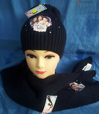 VIOLETTA DISNEY SET CAPPELLO E SCIARPA CON STRASS HAT AND SCARF WITH RHINESTONES