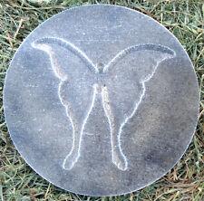 Nature butterfly plaque plastic garden casting mold mould butterflies