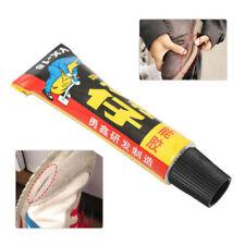 2pcs Shoe Adhesive Glue for Leather Vinyl Rubber Cork Canvas Contact Bond Tube