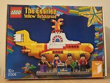 LEGO Ideas The Beatles Yellow Submarine (21306) Factory Sealed New