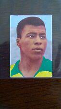 Jairzinho ROOKIE Sticker - Weltmeisterschaft 1966 - Good Condition
