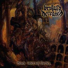Brutally Deceased - Black Infernal Vortex [New CD]