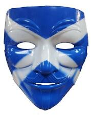 SCOTLAND FLAG Saltire INDEPENDENT VENDETTA Million March Anonymous Face Mask