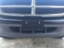 License Plate Tag Holder Mount Relocator Adapter Bumper Kit Bracket for DODGE