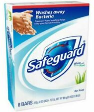 Safeguard Antibacterial White with touch of Aloe