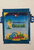 Panini WM 2014 Lidl 1 Tüte Omaggio World Cup WC 14 / Bustina Pochette Packet