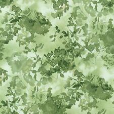 Robert Kaufman/McKenna Ryan Enchanted Pines Fabric AYC-15468-7 GREEN BTY