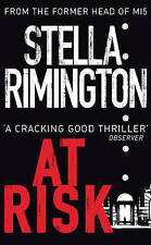 At Risk, By Dame Stella Rimington,in Used but Acceptable condition