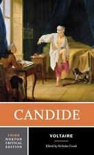 CANDIDE - VOLTAIRE/ CRONK, NICHOLAS (EDT) - NEW PAPERBACK BOOK