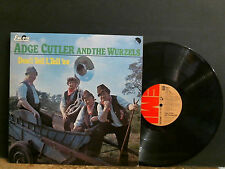ADGE CUTLER & THE WURZELS  Don't Tell I, Tell 'ee     L.P.    Lovely copy!