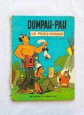 BD - Oumpah Pah le peau Rouge / EO 1961 / GOSCINNY & UDERZO / LOMBARD