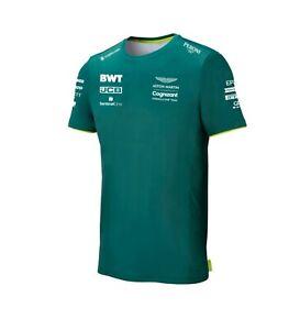 Aston Martin Formula 1 Team Shirt – Green