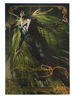 2018 Upper Deck Marvel Masterpieces Vulture Gold Signature Card #11 Bianchi