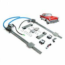 Buick Special 49-58 One Touch Power Window Motor Kit Lift Regulator Kit 5.3 OHV