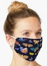 Butterflies Day Mask