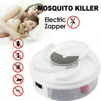 Electric Insect Mosquito Fly Killer Insect Trap Device Pest Catcher Trap w/cable