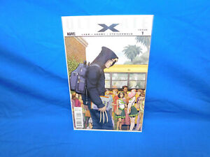 Marvel Ultimate X (2010) #1 VF+ 1st Appearance Jimmy Hudson (Wolverine's Son)