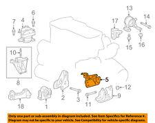 Scion TOYOTA OEM 11-15 tC-Engine Motor Mount Torque Strut 1237236030