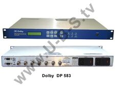 Dolby DP 583 Dolby E Frame Synchronizer - Sommerspecial mit Knallerpreis
