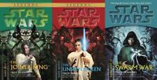 Star Wars DARK NEST TRILOGY by Troy Denning PAPERBACK Collection Set Books 1-3