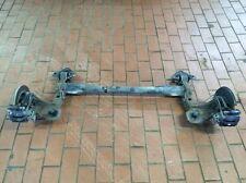 Opel Zafira B Bj.05/2007 1,9l CDTI I komplette Hinterachse