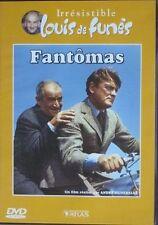 27038// FANTOMAS LOUIS DE FUNES DVD EN TBE