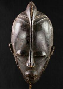 Arte Africana Arts Primeros - Máscara Antropomorfo Memorial Bestia - 28 CMS