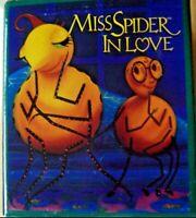 Harmony Kingdom Miss Spider In Love 2000 Romance Monique Baldwin HGMS MIOB
