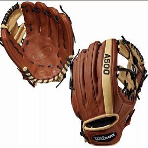 Wilson A500 Series 11 Inch WTA05RB1911 Baseball Glove