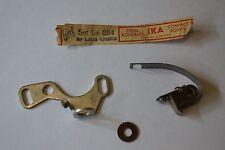 NOS fibres Talon Jeu de contacts Lucas SR1 SR2 SR4 magnéto remplace 458053 GRATUIT UK P + P